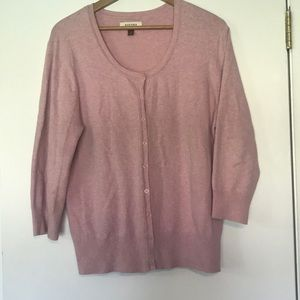 Sonoma s/s cardigan size XL.  $8 ✨